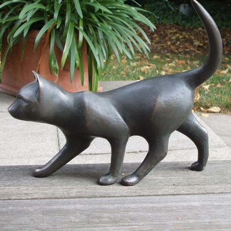Bronze Viecher   Bildhauer Wolfgang Lamché